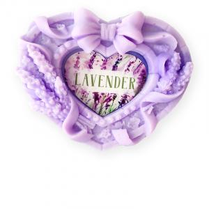"Мыло  фигурное  ""Lavender"""