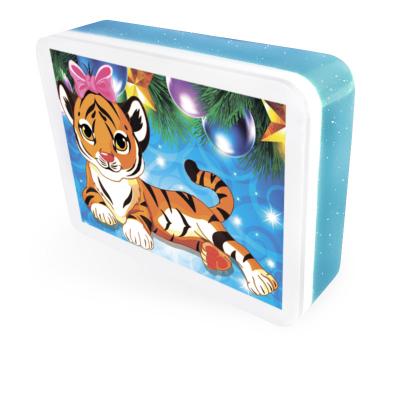 "Мыло-открытка ""Тигрица"""
