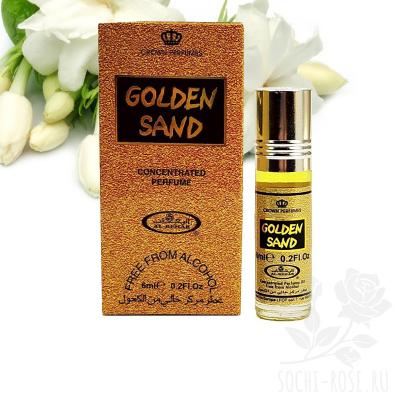 """Арабские духи  """"Golden Sand"""""""