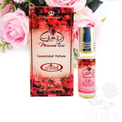 """Арабские духи  """"Moroccan Rose"""""""