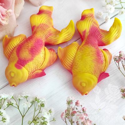 """Мыло фигурное """"Золотая рыбка"""""""